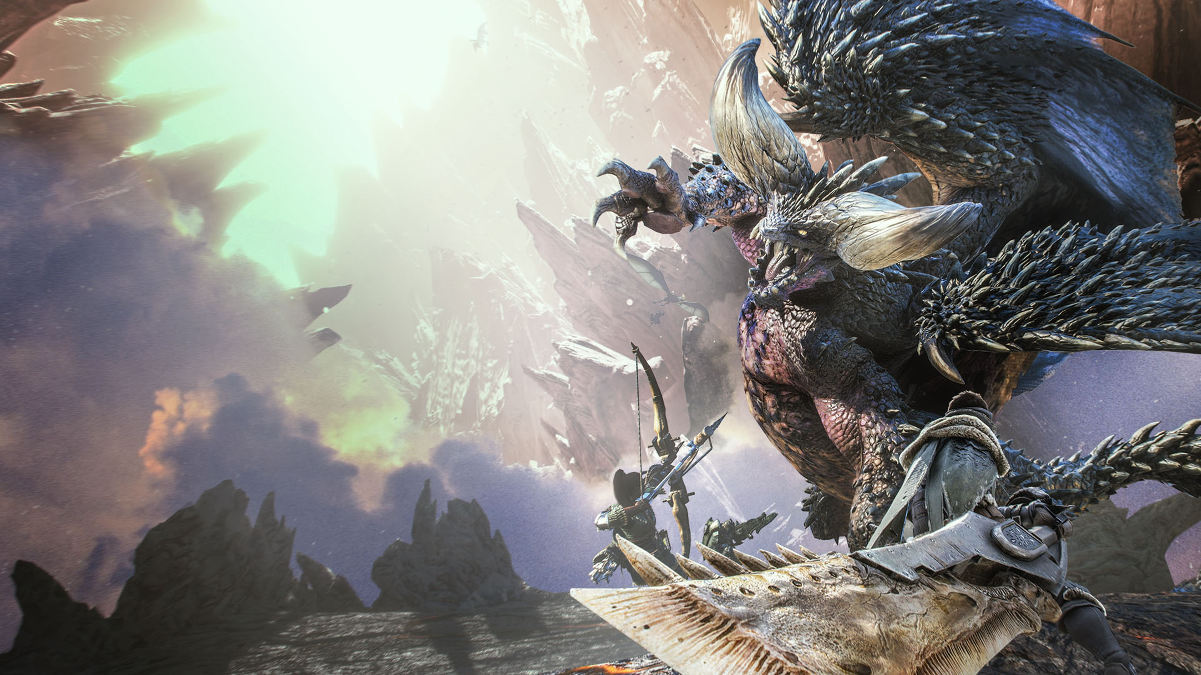 MONSTER HUNTER: WORLD™ (Simplified Chinese, English, Korean, Japanese, Traditional Chinese)