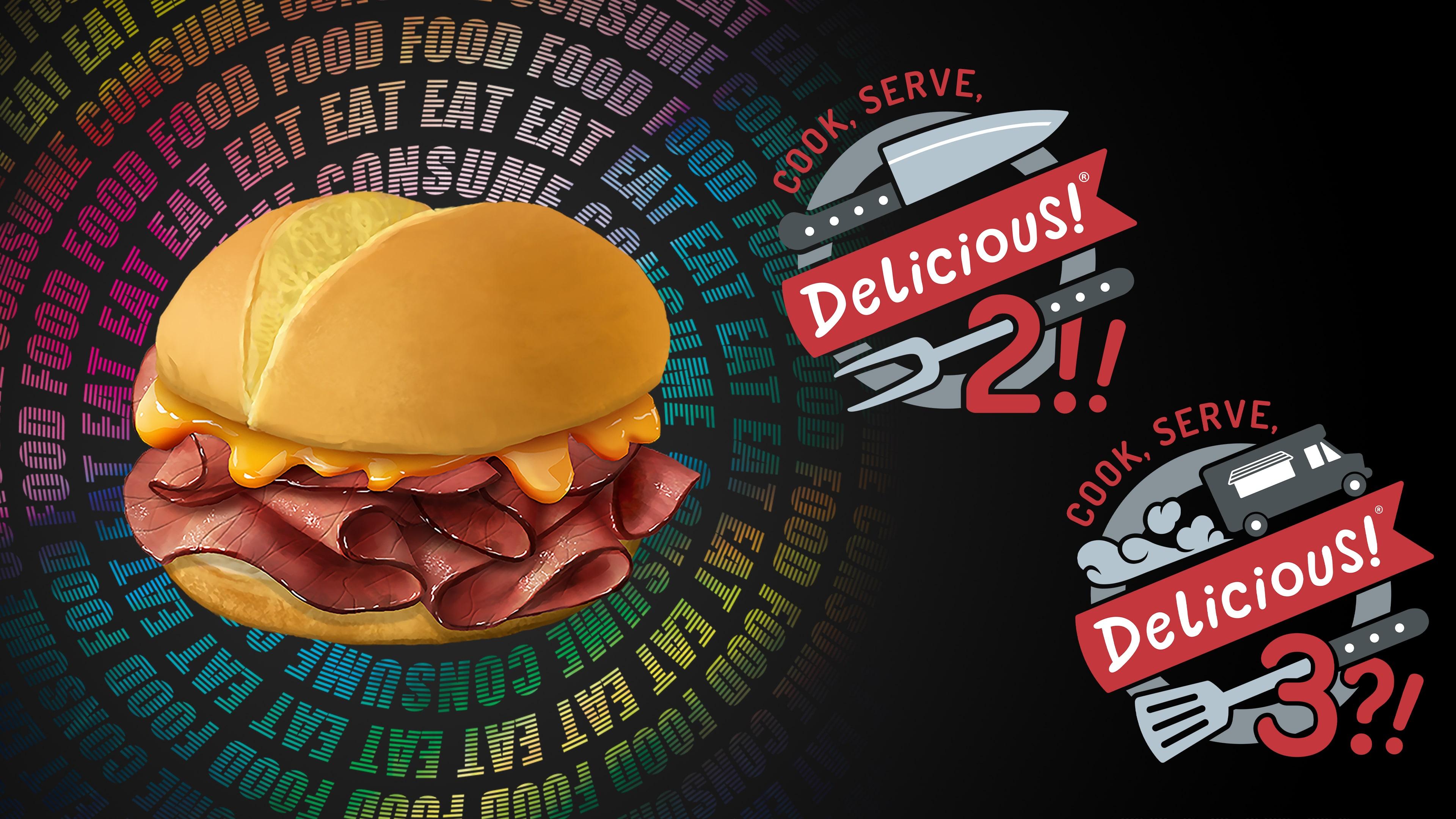 Cook, Serve, Delicious! 2/3 Bundle!!