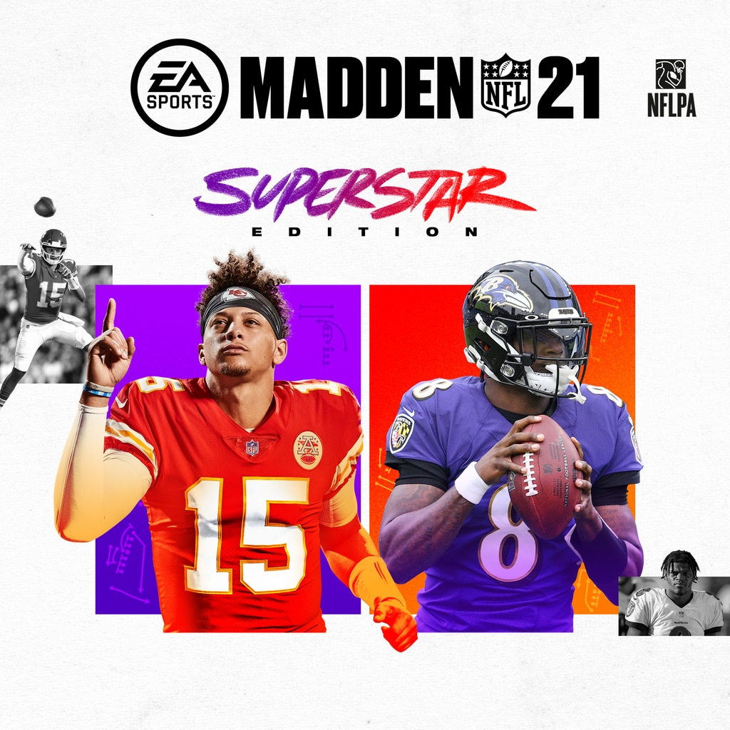 Madden NFL 21 Superstar Edition para PS4™ e PS5™