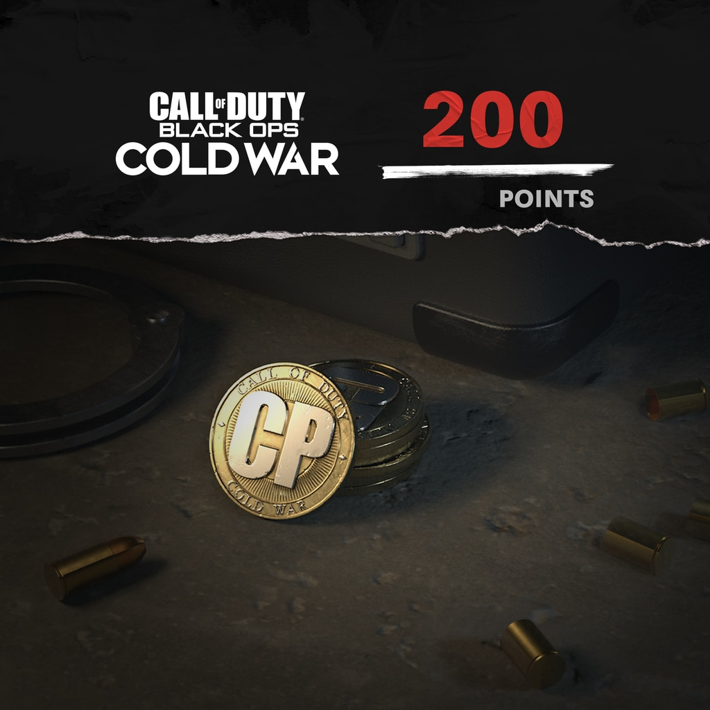 200Points Call of Duty®: Black Ops Cold War