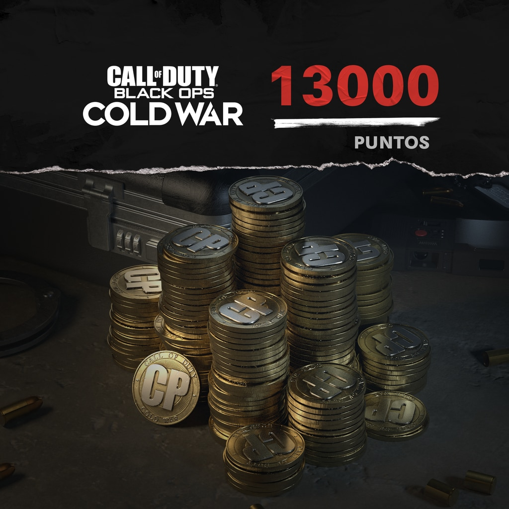 13000 Puntos Call of Duty®: Black Ops Cold War