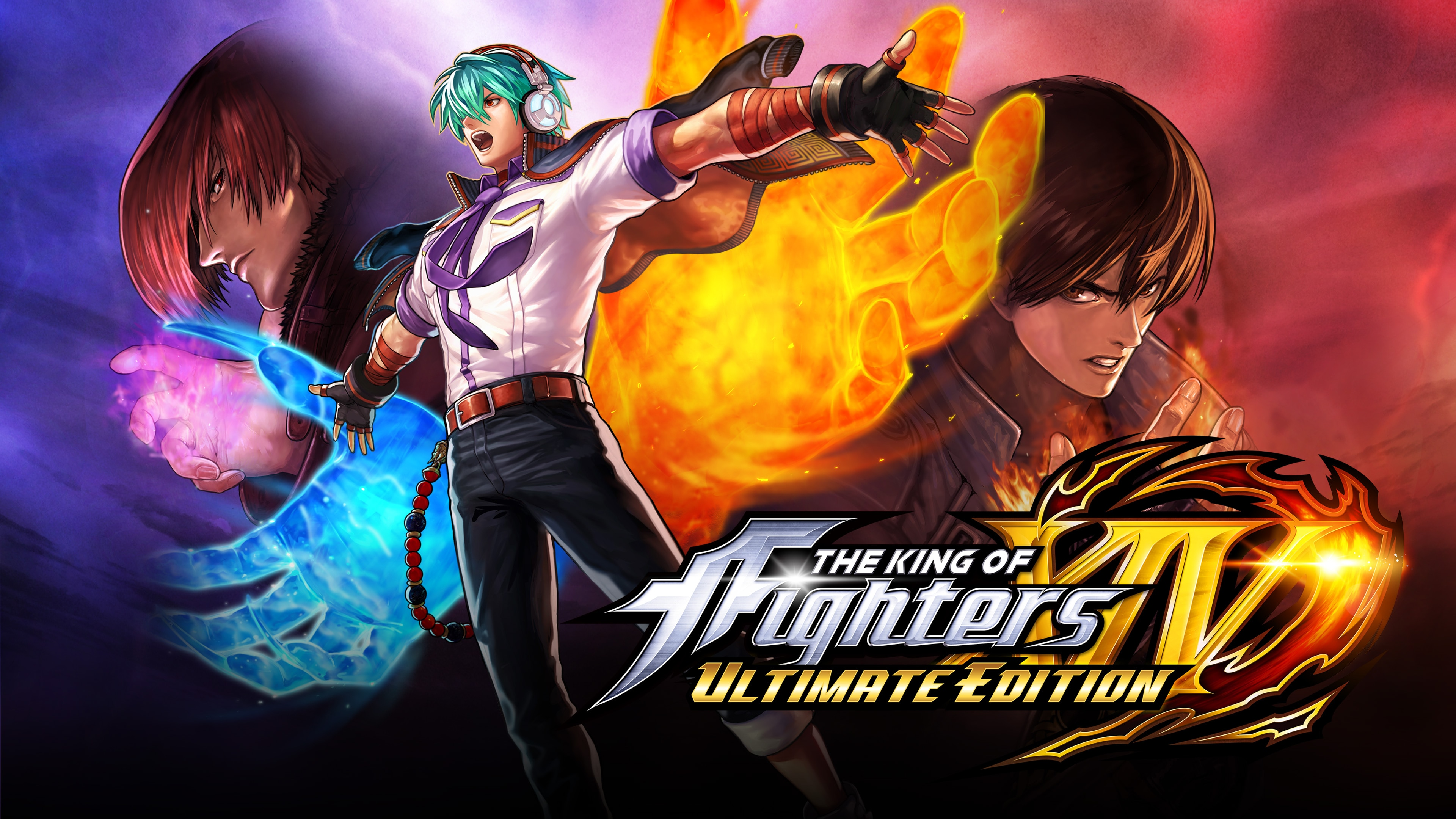 THE KING OF FIGHTERS XIV UE