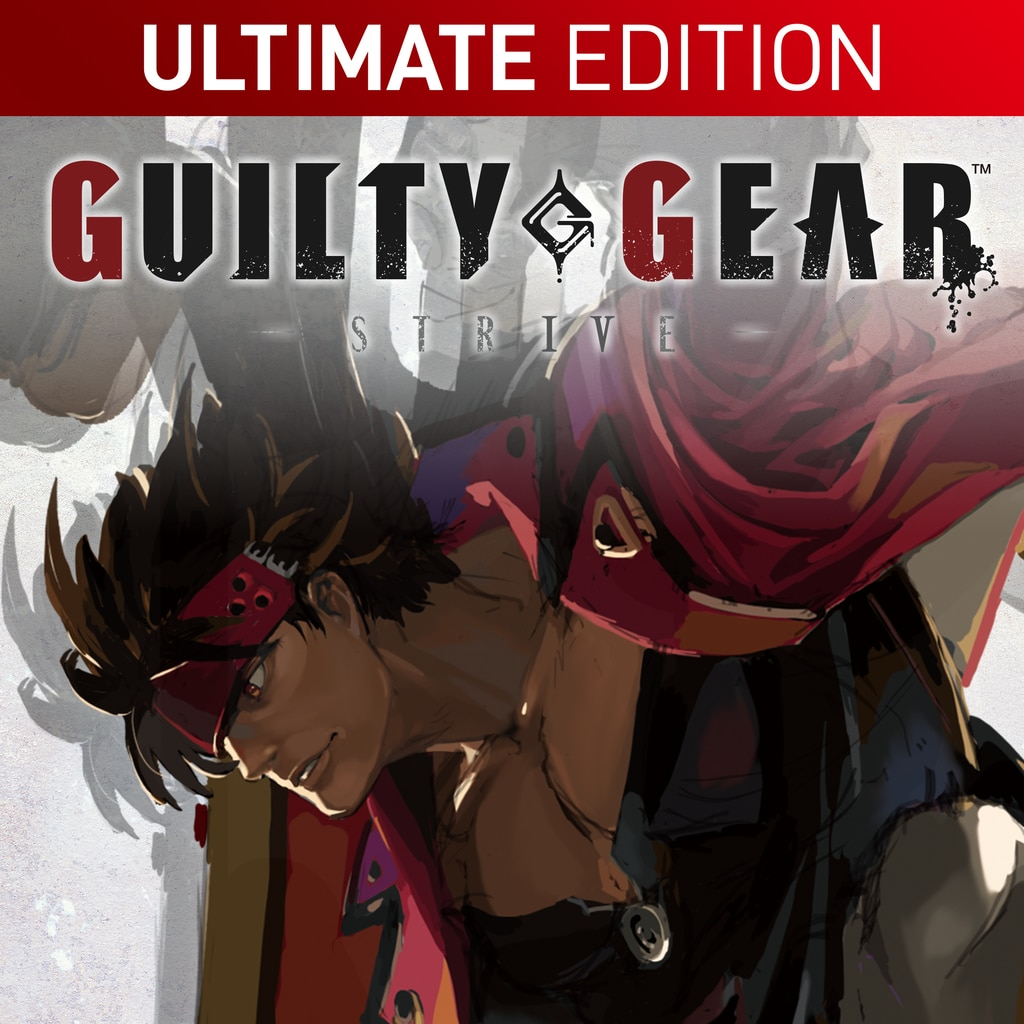 Guilty Gear -Strive- Ultimate Edition PS4 & PS5