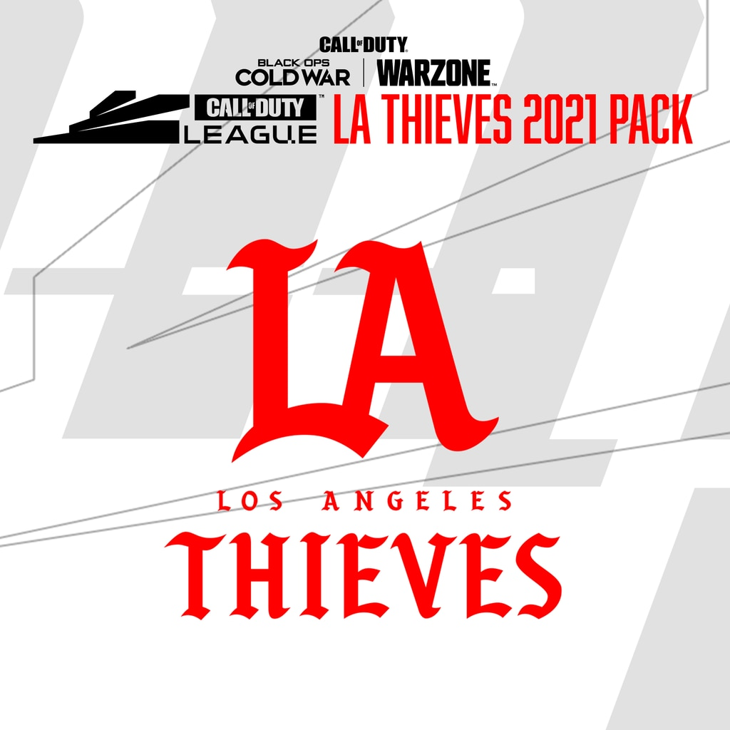 Call of Duty League™ - LA Thieves Pack 2021