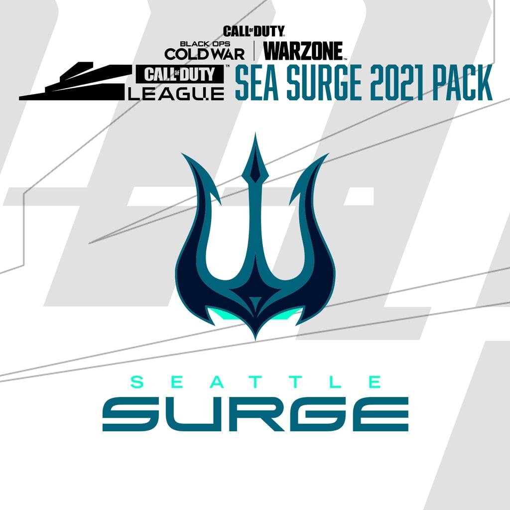 Call of Duty League™ - Pakiet Seattle Surge 2021