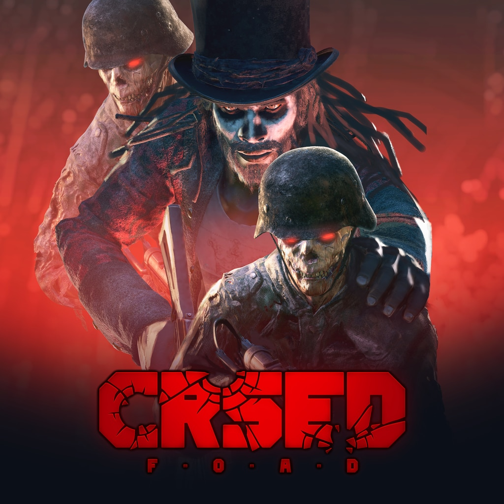 CRSED - Metal Zombie Bundle