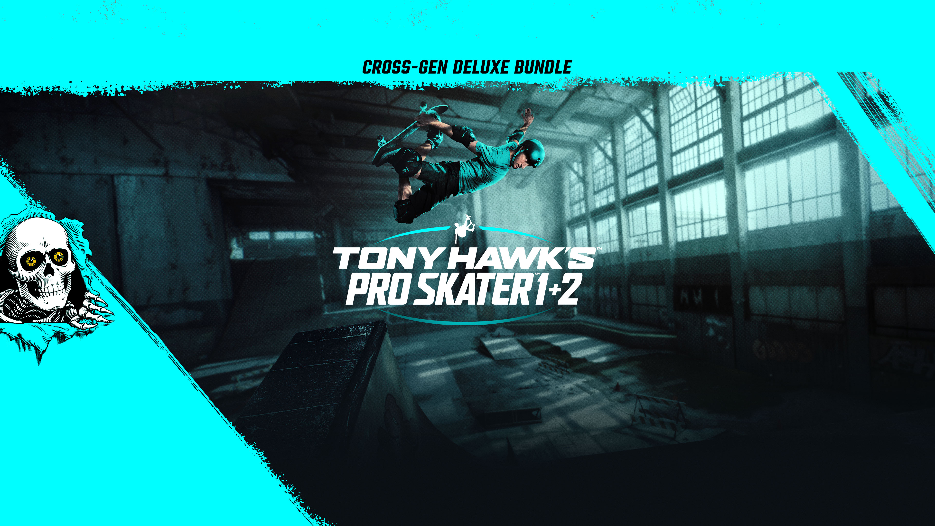 Tony Hawk's™ Pro Skater™ 1 + 2 - Pack Cross-gen Deluxe