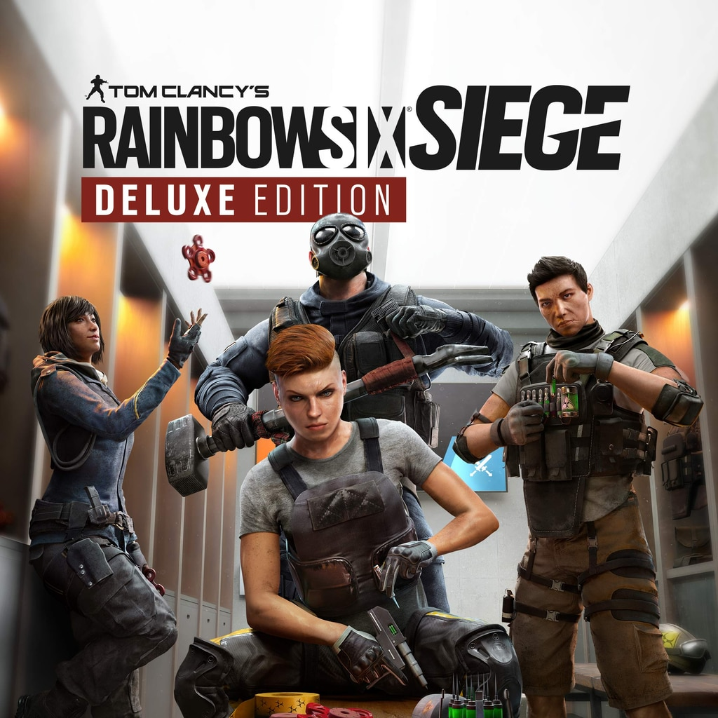Rainbow Six Siege  - Deluxe Edition