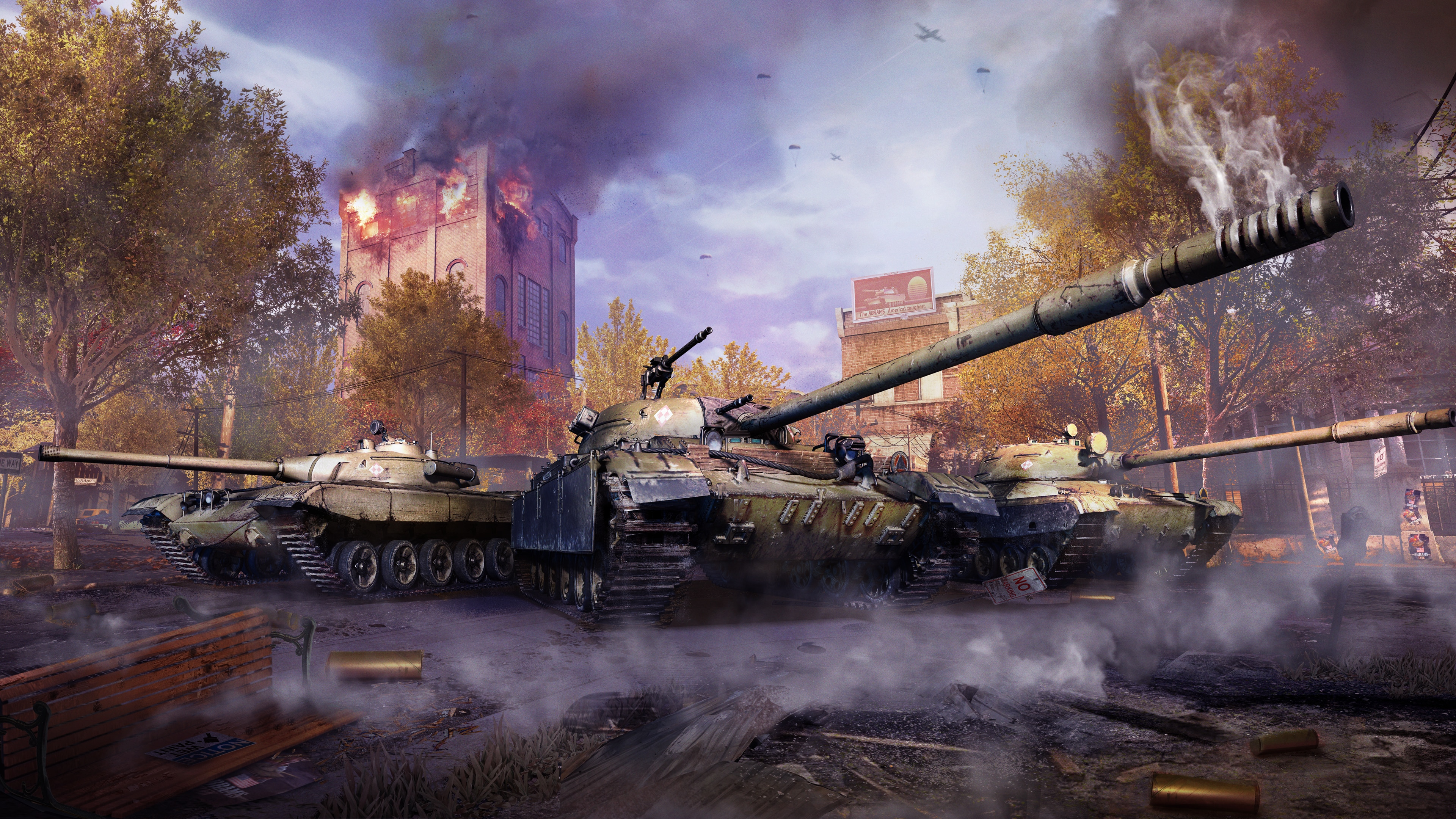 World of Tanks (English/Chinese/Korean/Japanese Ver.)