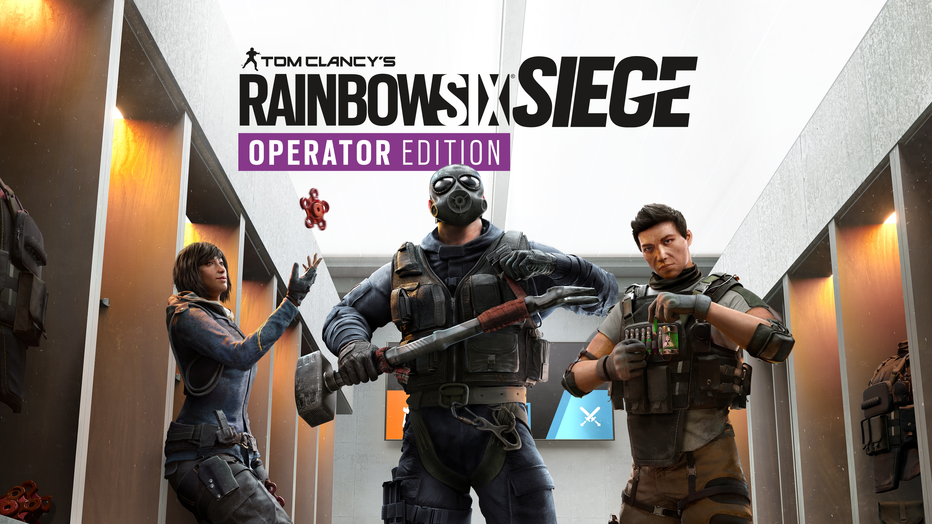 Rainbow Six Siege Operator Edition (Simplified Chinese, English, Korean, Thai, Japanese, Traditional Chinese)
