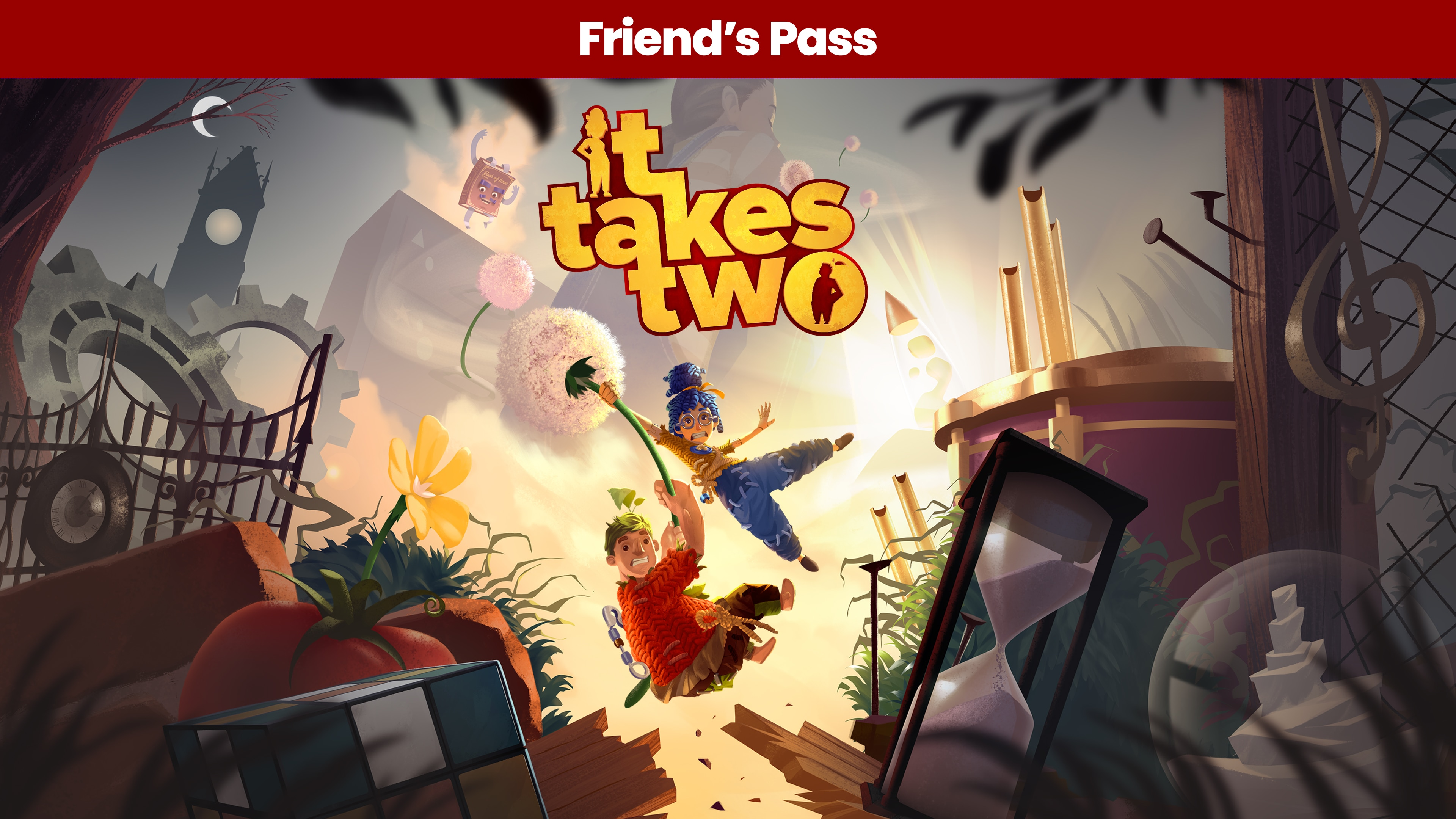 It Takes Two – Freunde-Pass PS5™