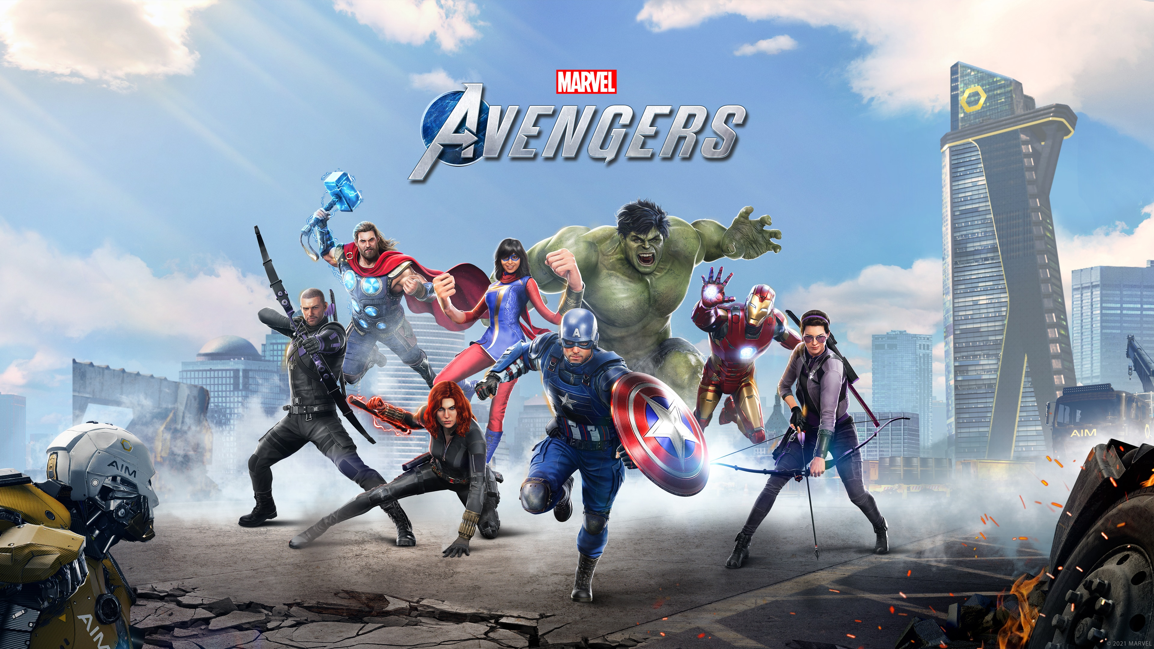 Marvel's Avengers (English)
