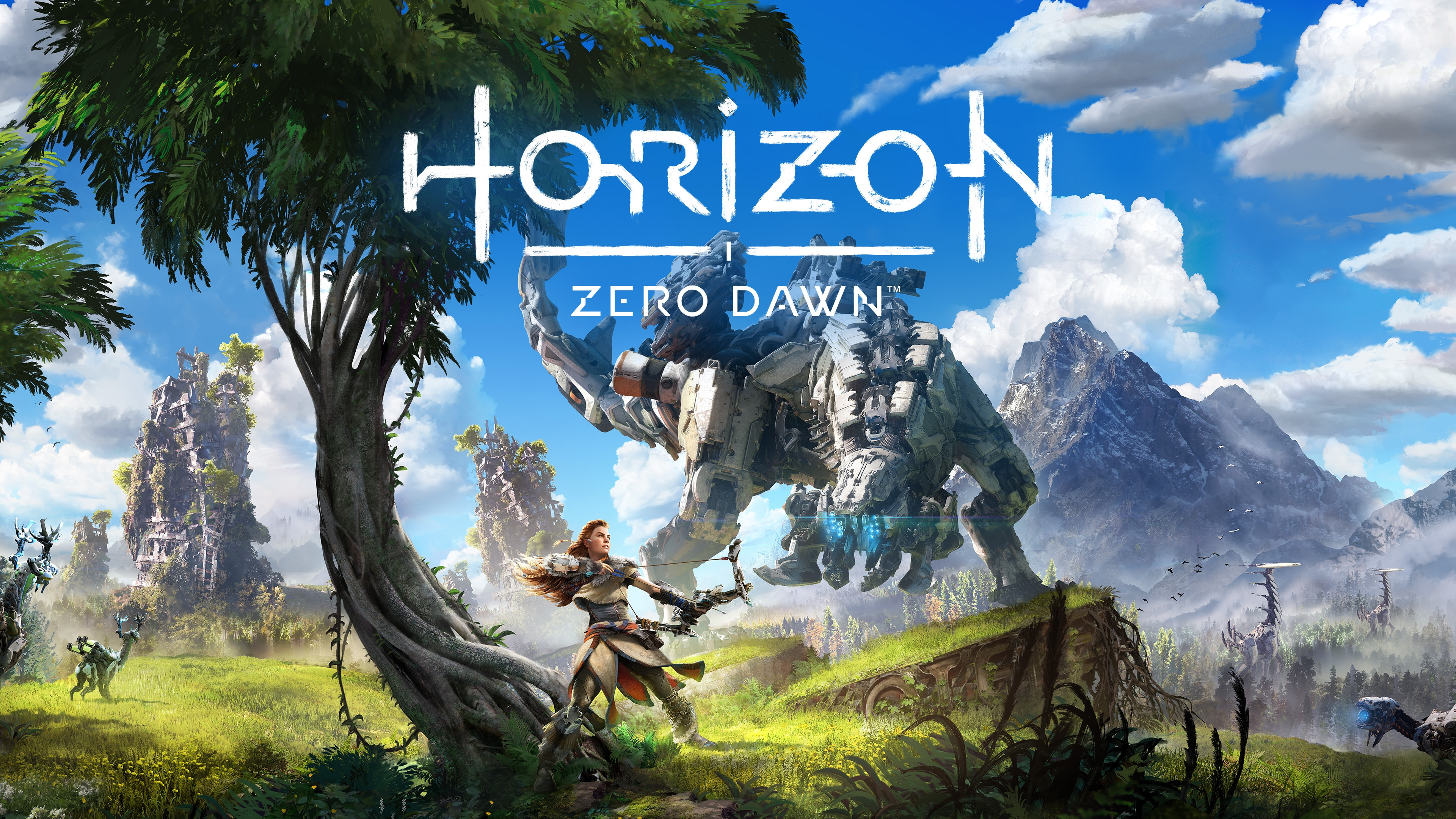 Horizon Zero Dawn™ (English/Chinese/Korean Ver.)