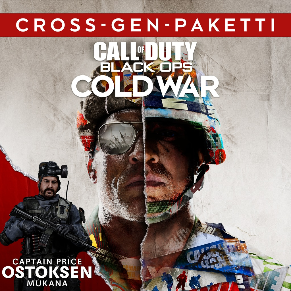 Call of Duty®: Black Ops Cold War -cross-gen-paketti PS4™ & PS5™