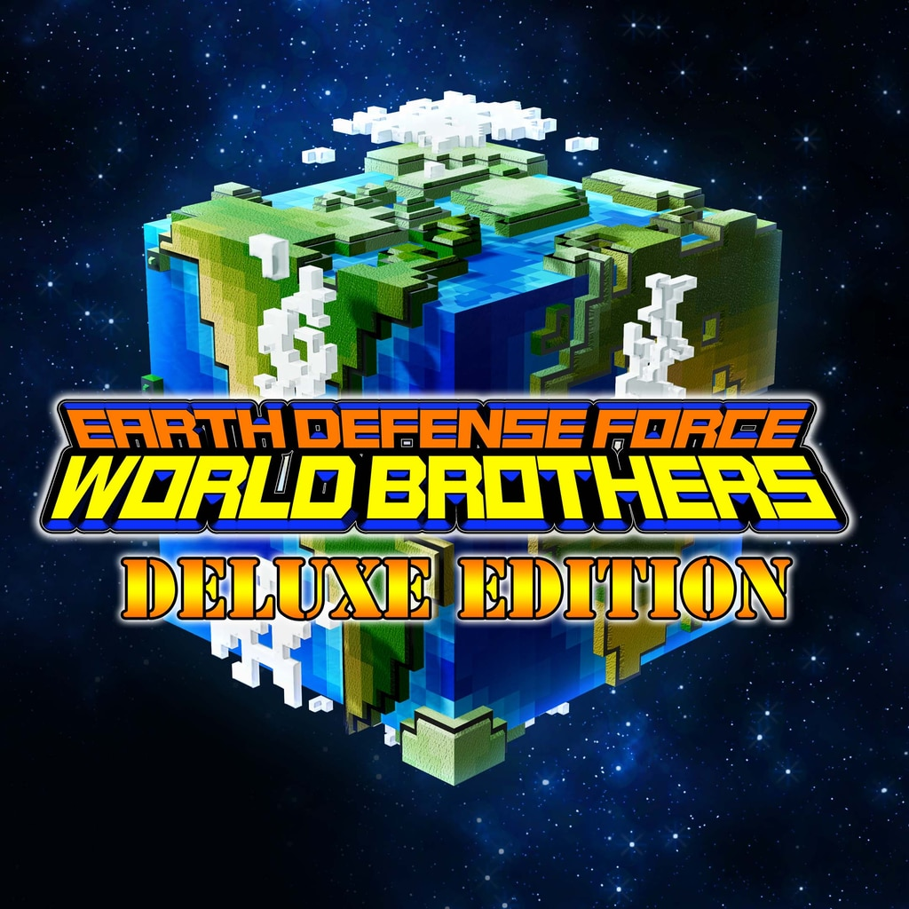 EARTH DEFENSE FORCE:WORLD BROTHERS Deluxe Edition