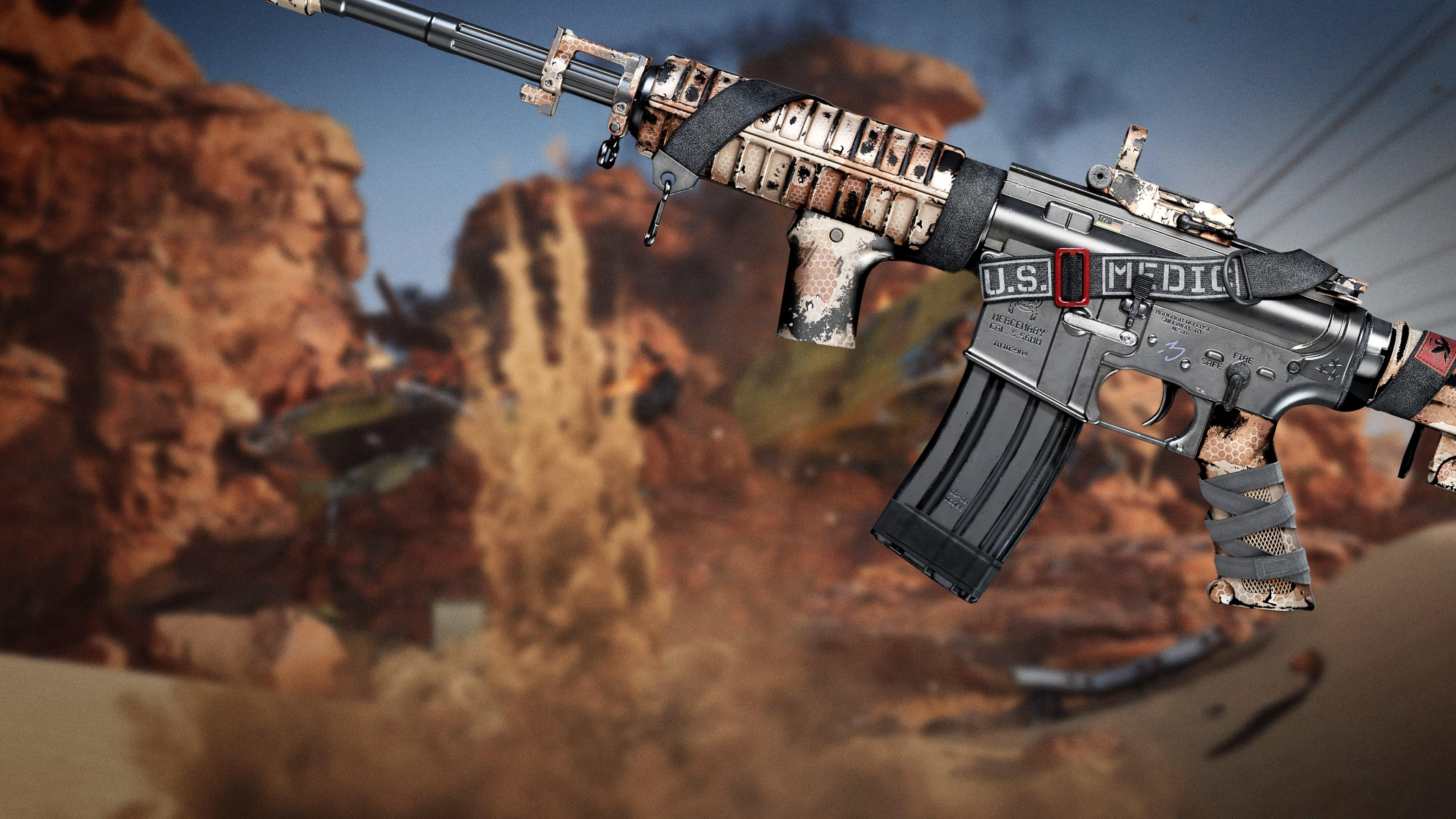 Call of Duty Endowment (C.O.D.E.) - Paquete Médico de Combate