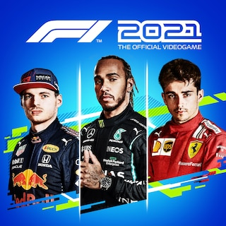 F1 2021 PS4 and PS5
