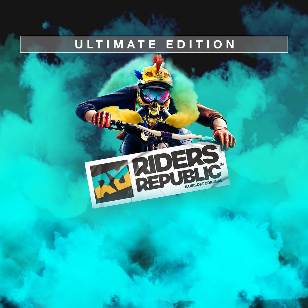 Riders Republic™ Ultimate Edition PS4 & PS5
