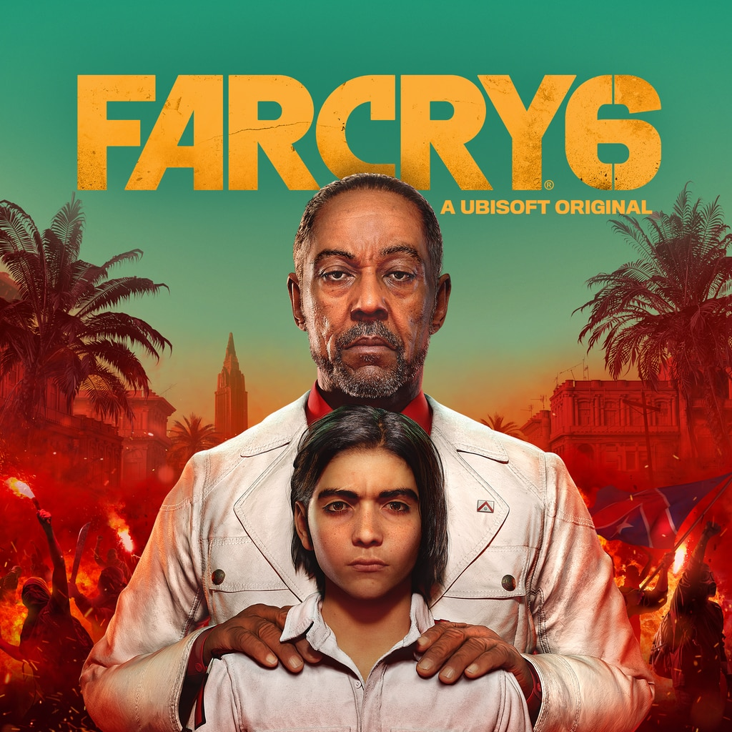 Far Cry 6: Standard Edition PS4 & PS5
