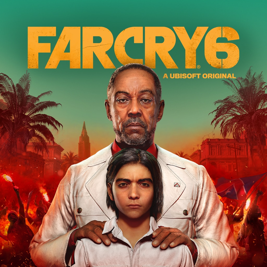 FAR CRY®6 Standard Edition PS4 & PS5