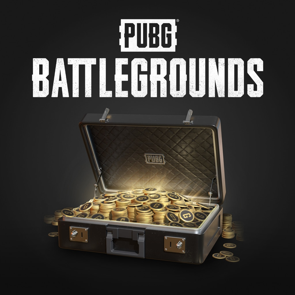 PUBG - 5,000 G-Coin (+1,000 ボーナス)