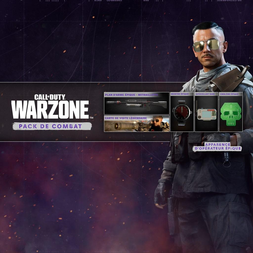 Call of Duty®: Black Ops Cold War - Pack de Combat (Dans le Noir)