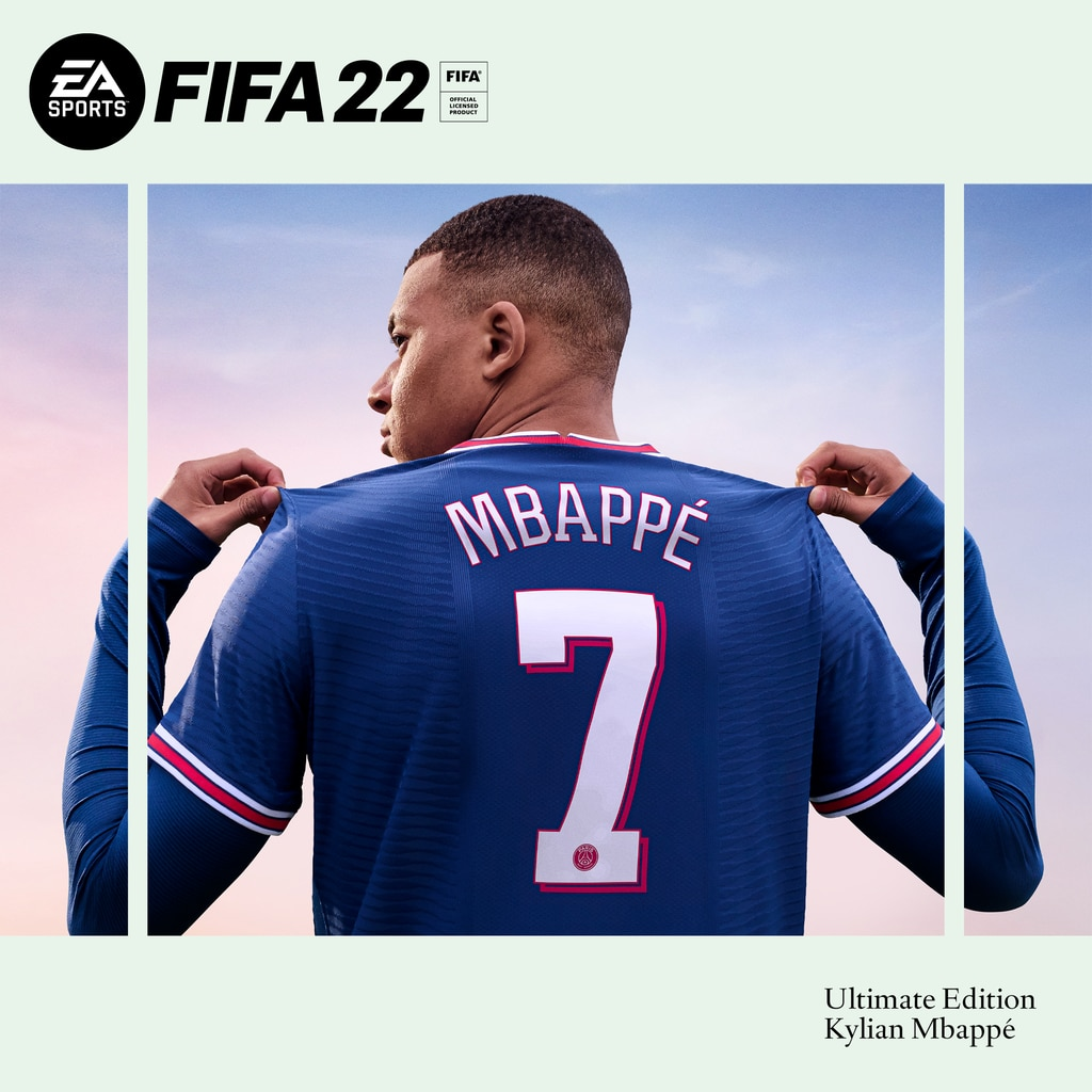 FIFA 22 Ultimate Edition PS4™ & PS5™