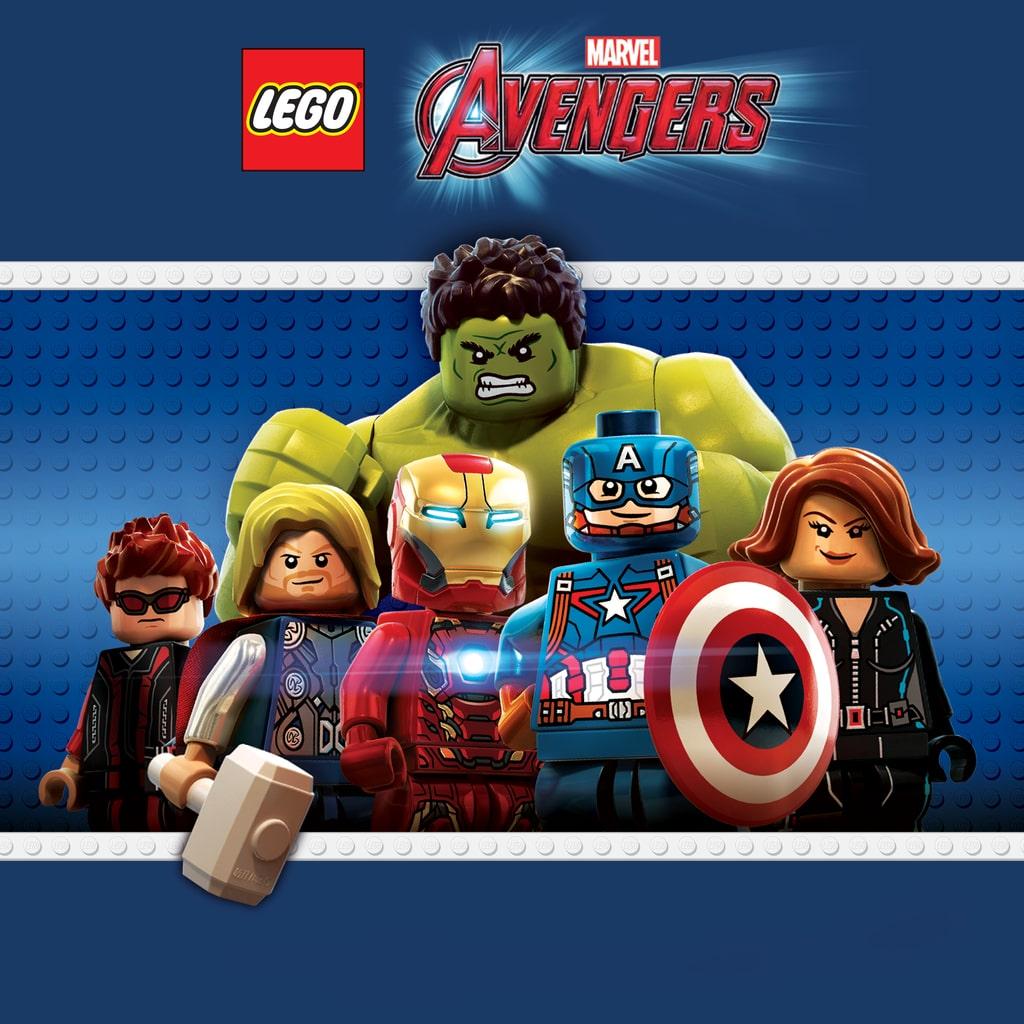 LEGO® Marvel's Avengers (Arabic Ver.)
